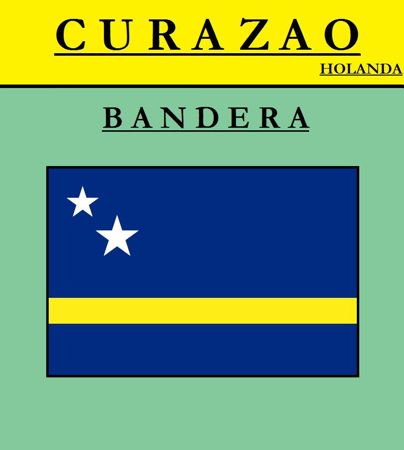 Escudo de BANDERA DE CURAZAO