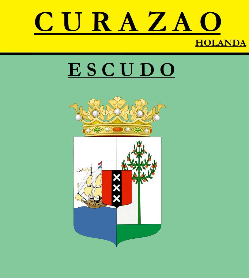 Escudo de ESCUDO DE CURAZAO