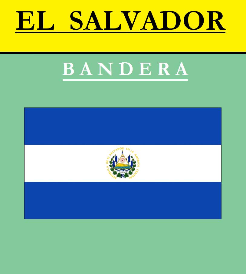 Escudo de BANDERA DE EL SALVADOR
