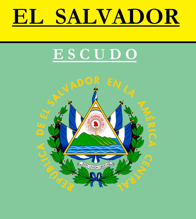 Escudo de ESCUDO DE EL SALVADOR