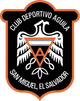 Escudo de C.D. ÁGUILA (EL SALVADOR)