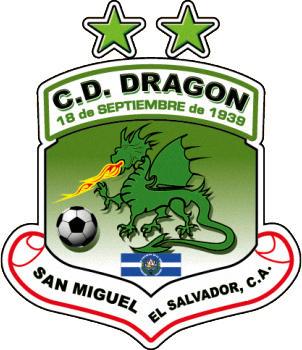 Escudo de C.D. DRAGÓN (EL SALVADOR)