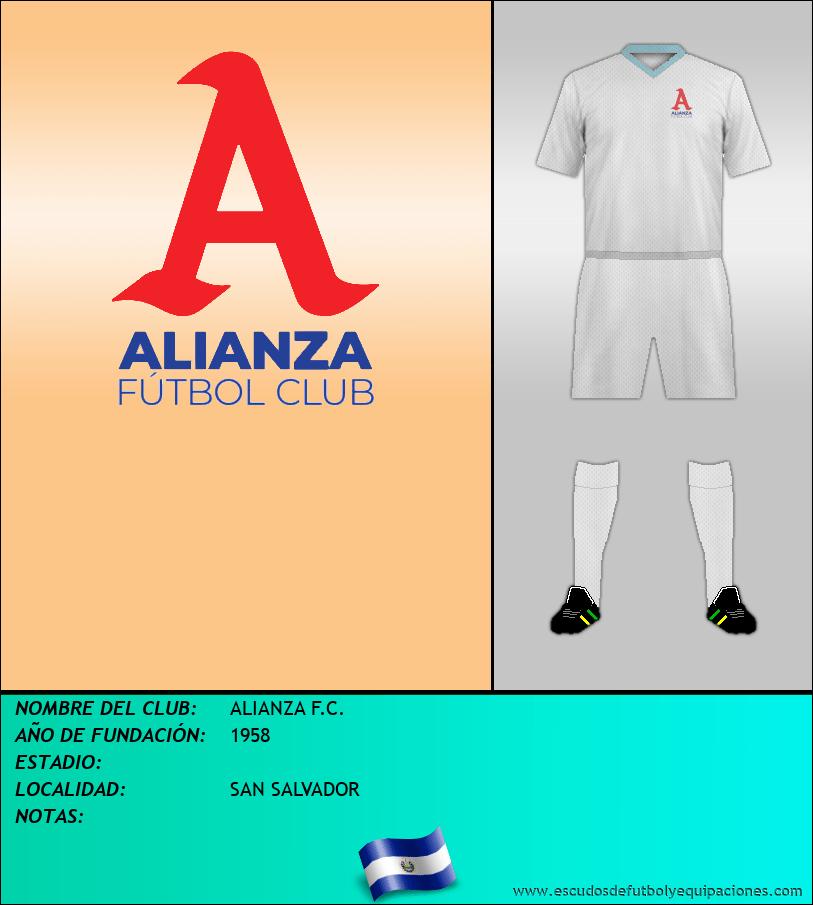 Escudo de ALIANZA F.C.