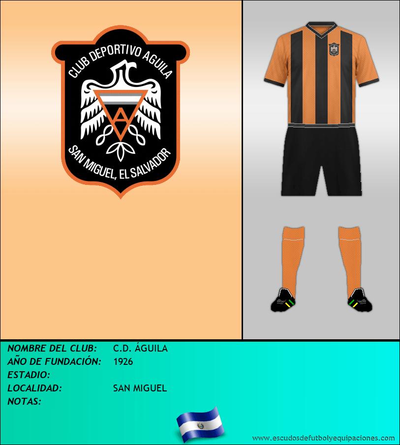 Escudo de C.D. ÁGUILA