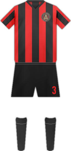 Equipación ATLANTA UNITED FC