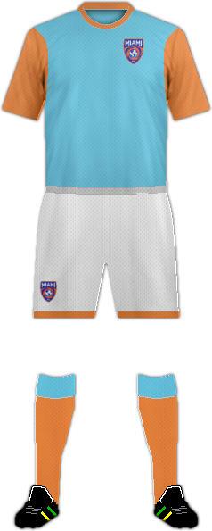 Equipación MIAMI FC