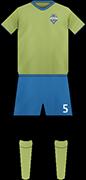 Equipación SEATTLE SOUNDERS FC