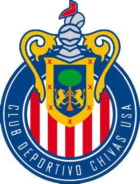 Escudo de C.D. CHIVAS USA (ESTADOS UNIDOS)