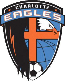 Escudo de CHARLOTTE EAGLES S.C. (ESTADOS UNIDOS)