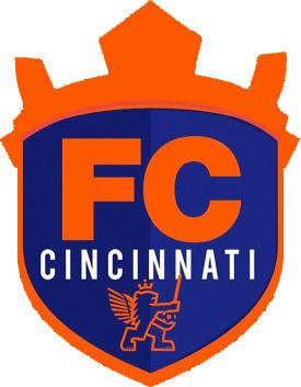 Escudo de F.C. CINCINNATI (ESTADOS UNIDOS)
