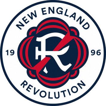 Escudo de NEW ENGLAND REVOLUTION (ESTADOS UNIDOS)