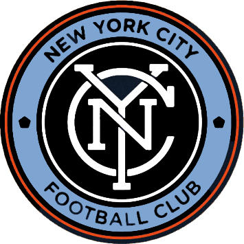 Escudo de NEW YORK CITY F.C. (ESTADOS UNIDOS)