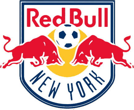Escudo de NEW YORK RED BULL (ESTADOS UNIDOS)