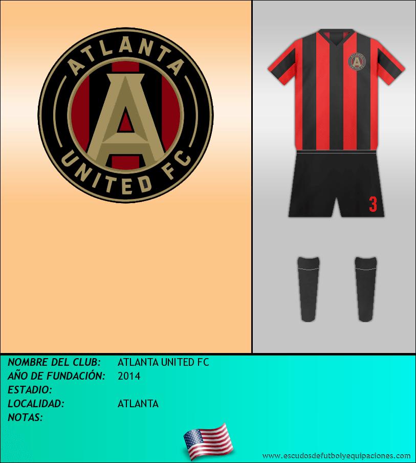 Escudo de ATLANTA UNITED FC