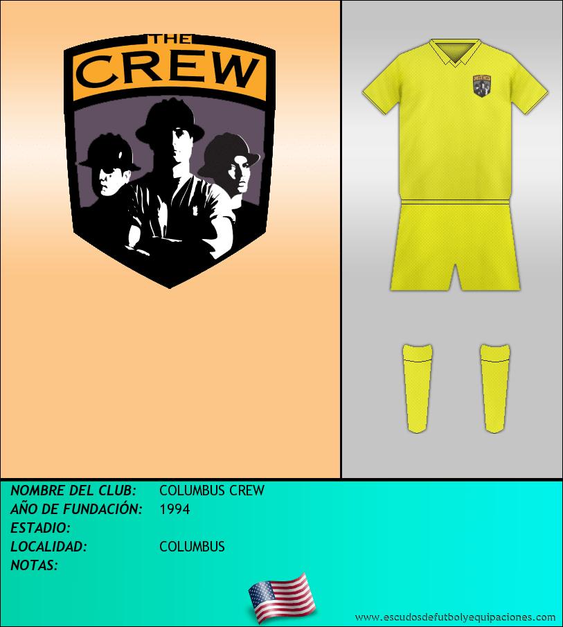Escudo de COLUMBUS CREW