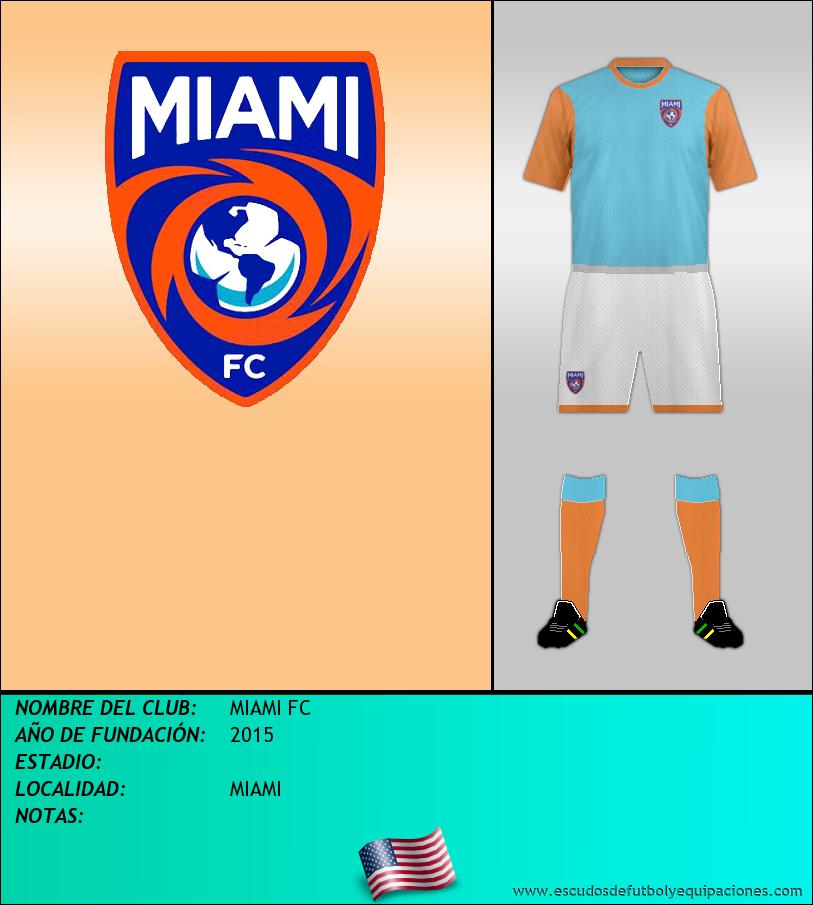 Escudo de MIAMI FC