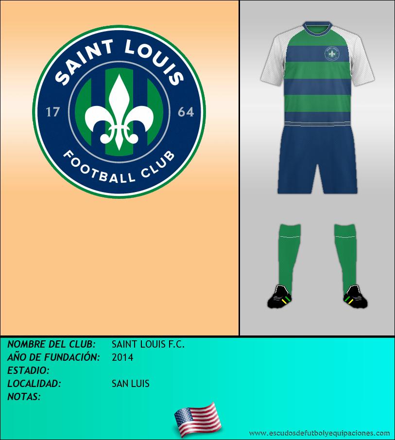 Escudo de SAINT LOUIS F.C.
