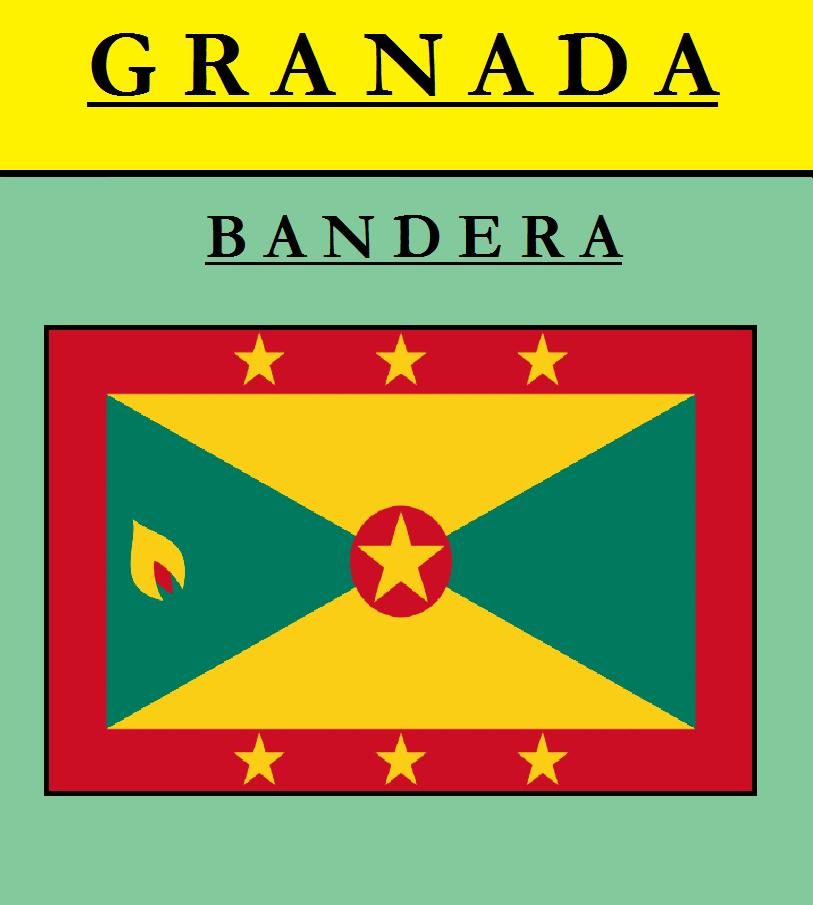 Escudo de BANDERA DE GRANADA