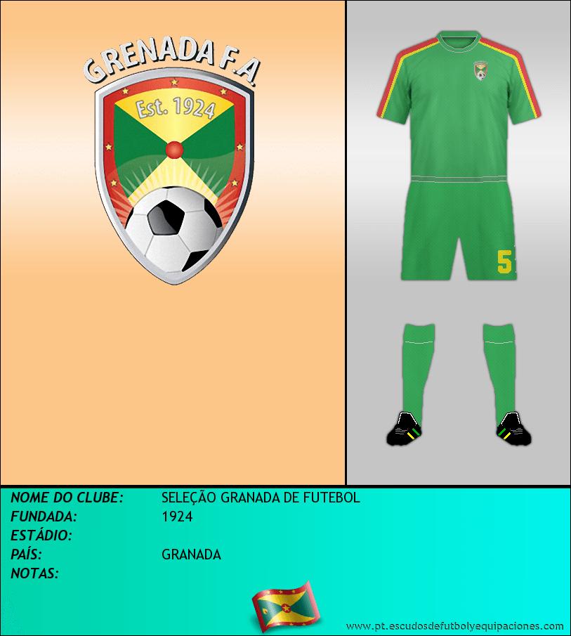 Escudo de SELECCIÓN DE GRANADA