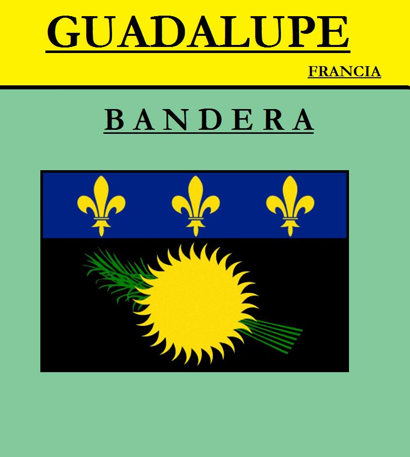 Escudo de BANDERA DE GUADALUPE