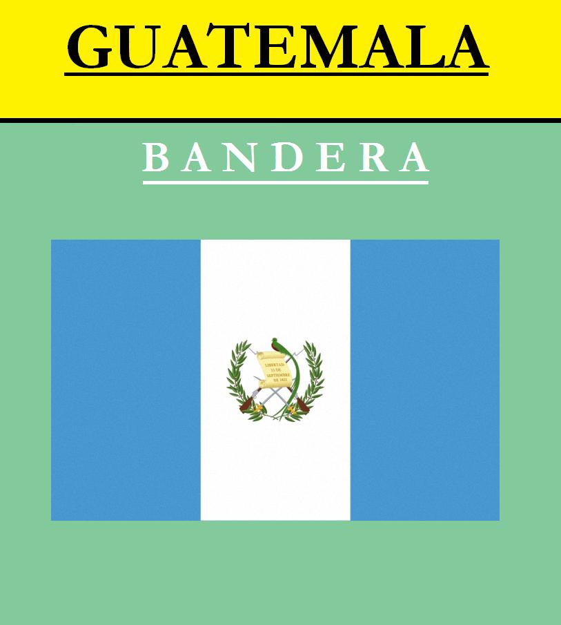 Escudo de BANDERA DE GUATEMALA