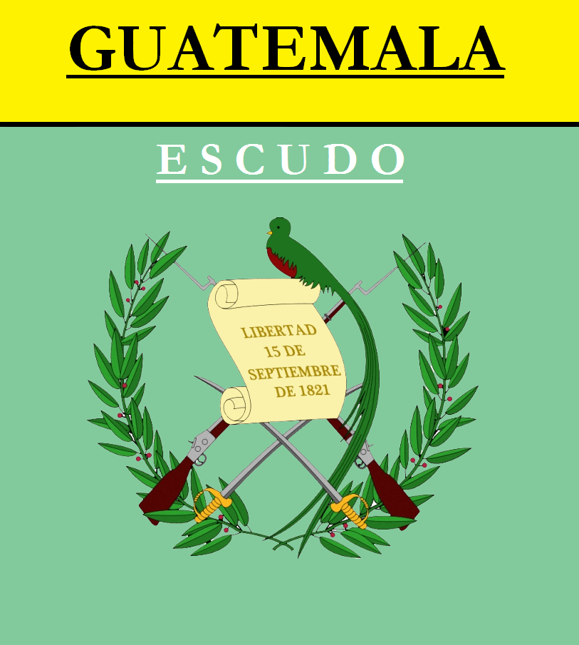 Escudo de ESCUDO DE GUATEMALA