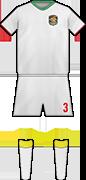 Equipación C.D. JALAPA FC