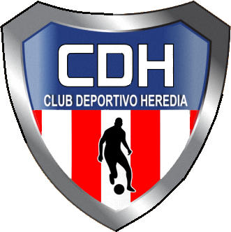 Escudo de CD HEREDIA (GUATEMALA)