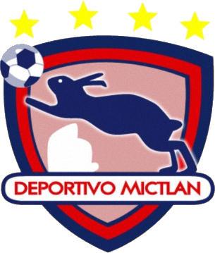 Escudo de DEPORTIVO MICTLÁN (GUATEMALA)