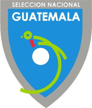 Escudo de SELECCIÓN DE GUATEMALA (GUATEMALA)