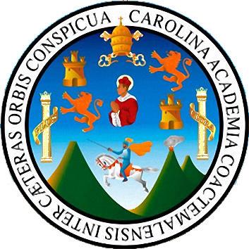Escudo de UNIVERSIDAD DE SAN CARLOS (GUATEMALA)