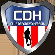 Escudo de CD HEREDIA