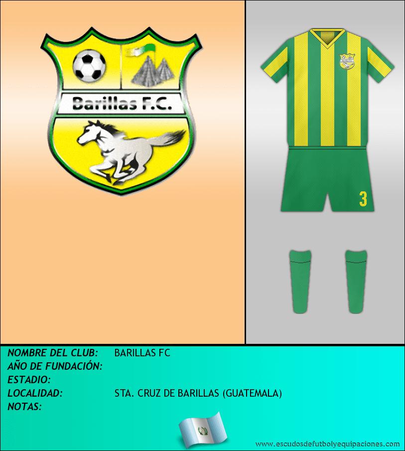 Escudo de BARILLAS FC