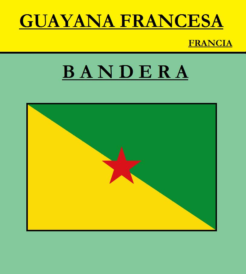 Escudo de BANDERA DE GUAYANA FRANCESA