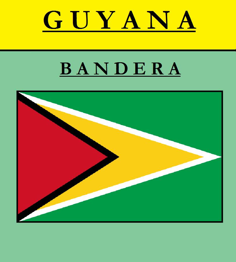 Escudo de BANDERA DE GUYANA