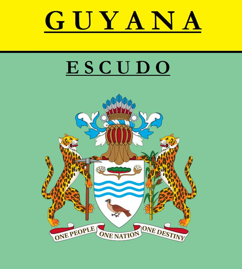 Escudo de ESCUDO DE GUYANA
