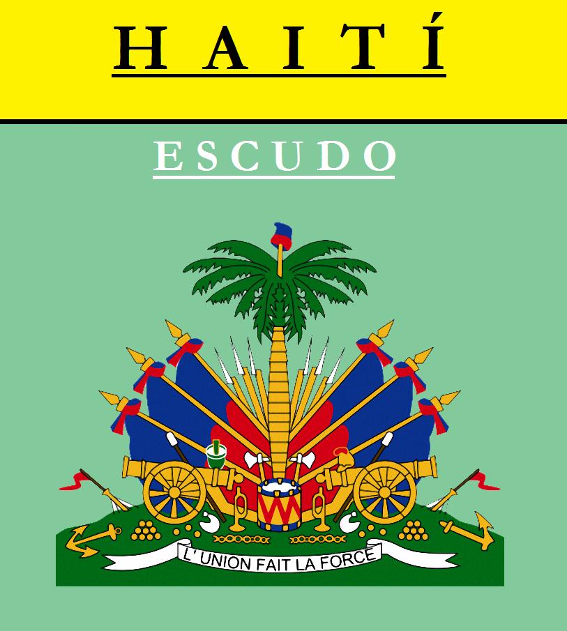 Escudo de ESCUDO DE HAITÍ