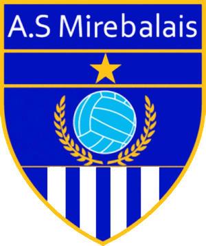 Escudo de A.D. MIREBALAIS (HAITÍ)