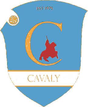 Escudo de A.S. CAVALY (HAITÍ)