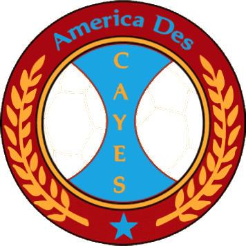 Escudo de AMÉRICA DES CAYES (HAITÍ)