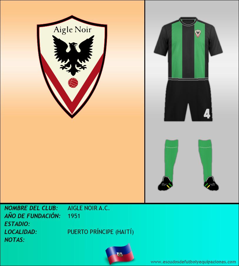 Escudo de AIGLE NOIR A.C.