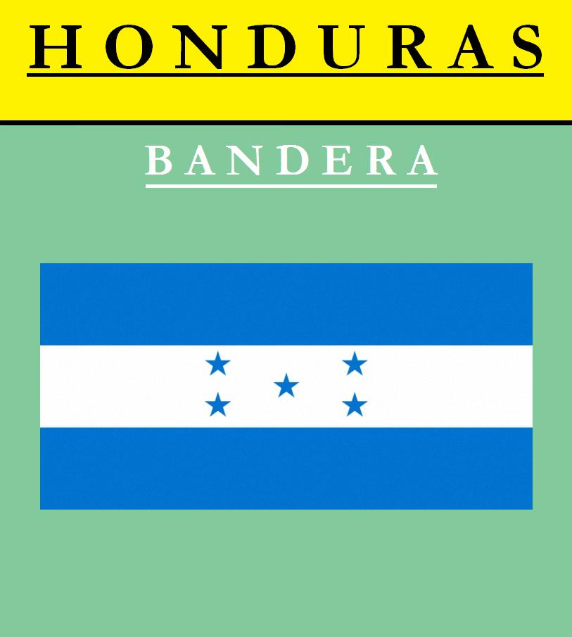 Escudo de BANDERA DE HONDURAS