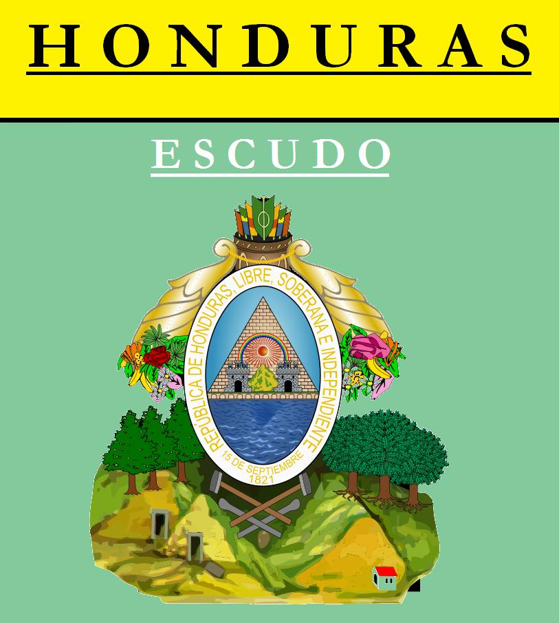 Escudo de ESCUDO DE HONDURAS