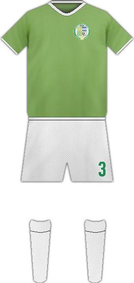 Equipación JUTICALPA FC
