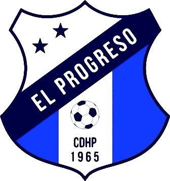 Escudo de C.D. HONDURAS  PROGRESO (HONDURAS)