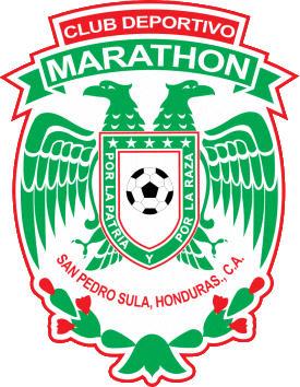 Escudo de C.D. MARATHÓN (HONDURAS)