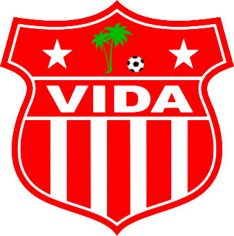 Escudo de C.D. VIDA (HONDURAS)