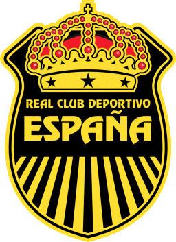 Escudo de R.C.D. ESPAÑA (HONDURAS)