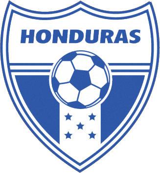 Escudo de SELECCIÓN DE HONDURAS (HONDURAS)