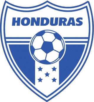 Escudo de SELECCIÓN HODUREÑA DE FÚTBOL (HONDURAS)